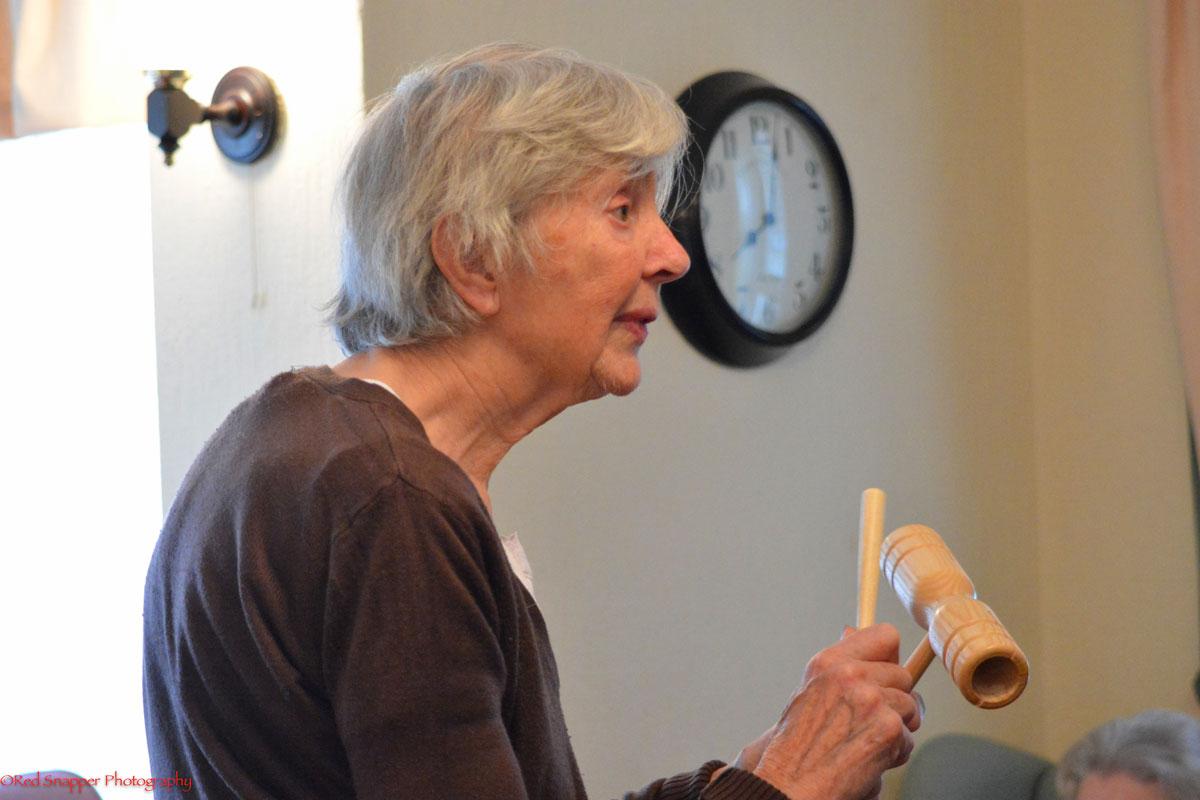 Instruments help patientsto join in